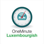 One Minute Luxembourgish