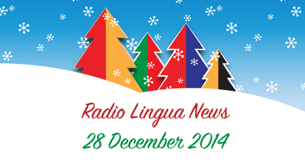A New Year Message from Radio Lingua