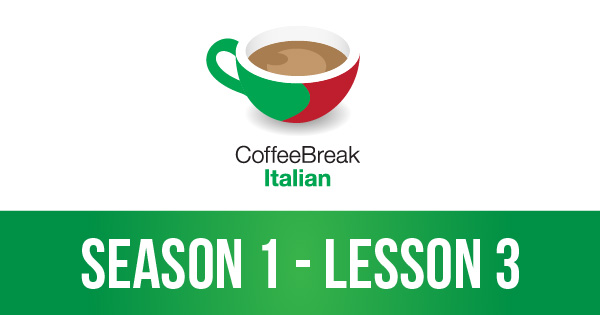 CBI 1-03 | Talking about where you come from in Italian