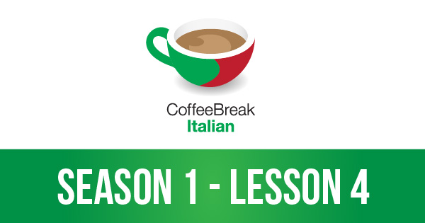 CBI 1-04 | Talking about where you live in Italian