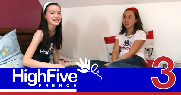 Episode 3 – High Five French