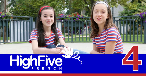 Episode 4 – High Five French