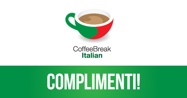 CBI 1-11B | Coffee Break Italian Competition Results