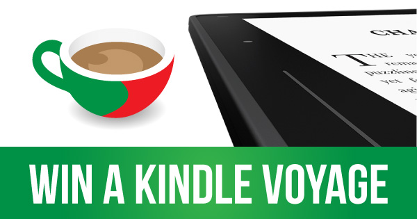 CBI Win a Kindle Voyage