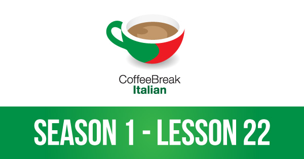 CBI 1:22   Talking about aches and pains in Italian