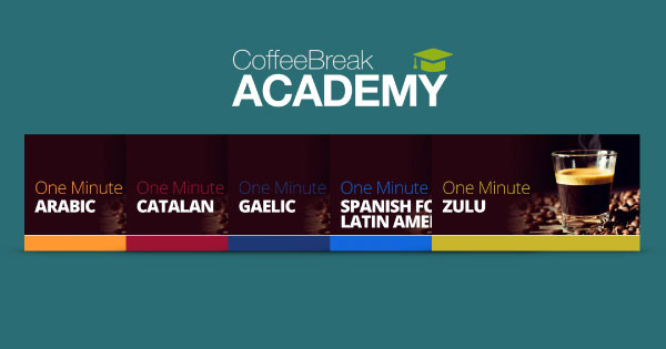 One Minute Languages on the New Academy