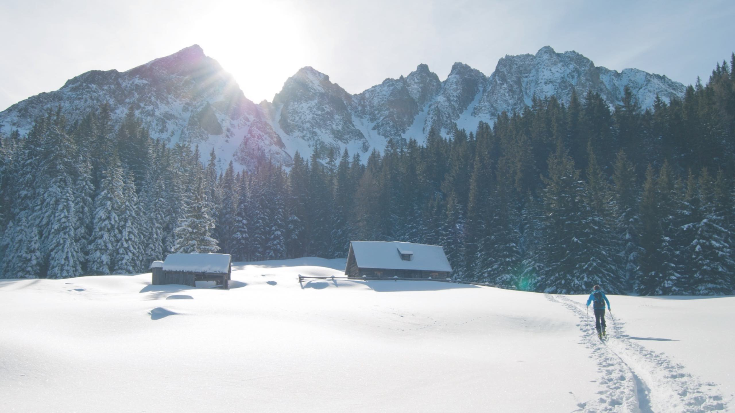 Dream Destinations for practising your German this Winter