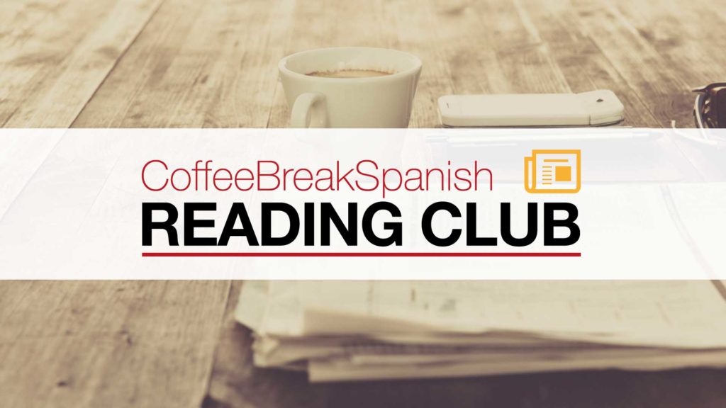 Spanish Reading Club